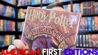 WHAT TO LOOK FOR WHEN COLLECTING HARRY POTTER AMERICAN FIRST EDITIONS