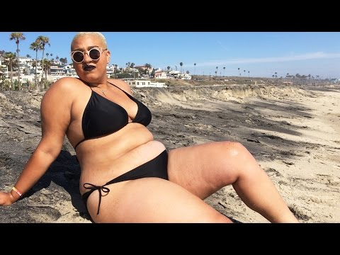 Thumbnail: I Wore A Bikini To The Beach For The First Time