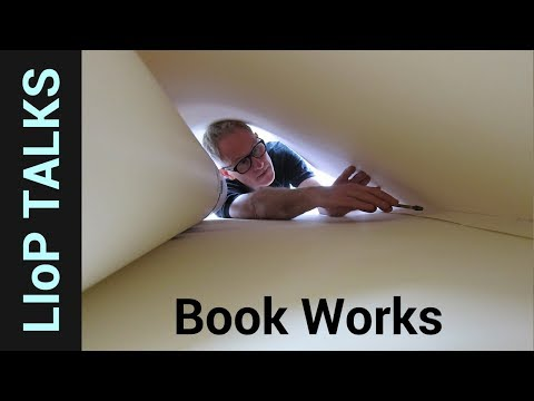 LIoP Talk:  Book Works - Limited edition books