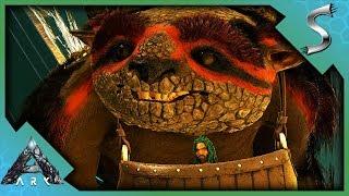 GACHA TAMING IN THE SUNKEN FOREST! - Ark: Extinction [DLC Gameplay E9]
