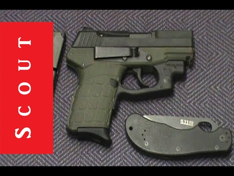 Kel-Tec PF9 9mm Super Concealed Gun Review - Scout Tactical