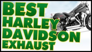 10 best harley davidson exhaust review
