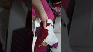 Adidas NMD R2 Red/Coral/Maroon Colorway