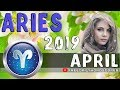 Aries Monthly Horoscope April 2019