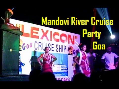 Mandovi River Cruise Goa | What Happens on Mandovi River Cruise at Santa Monica Goa