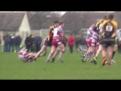 Haydock Warriors 30 vs 20 Thornhill Trojans