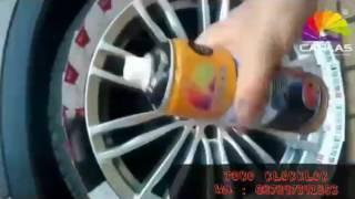 carlas rubber paint - bisa kirim luar jawa