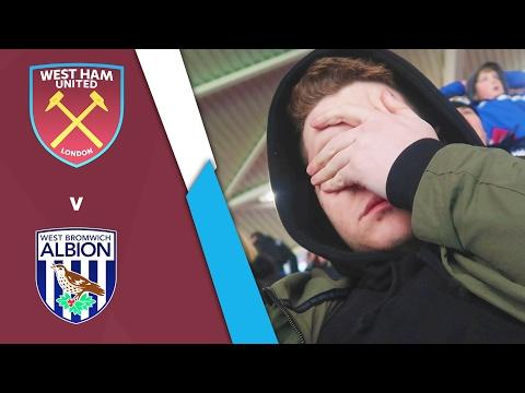 WEST HAM UNITED VS WEST BROMWICH ALBION (Premier League 16/17)