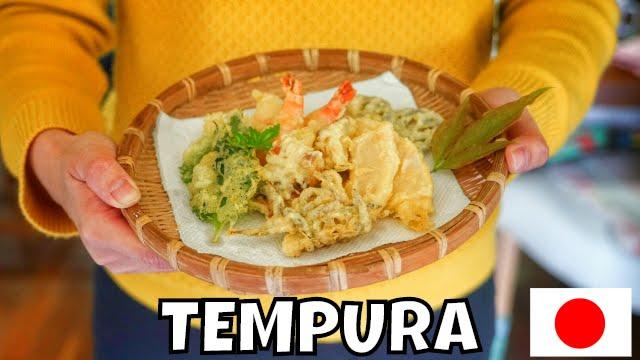 Tempura come preparare a casa vostra la tipica frittura for Casa tipica giapponese
