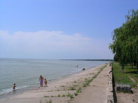 О Новоазовске, отдых в Новоазовске, туры в Новоазовск Азовское море