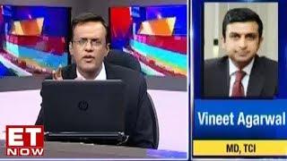 TCI MD Vineet Agarwal Speaks On Higher Axle Load