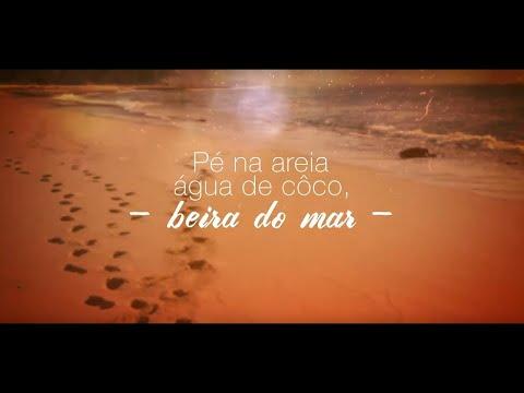 Diogo Nogueira - Pé na Areia (Lyric Video)
