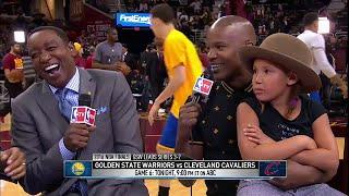Jamie Foxx impersonation of Doc Rivers | Warriors vs Cavaliers Game 6 | 2016 NBA Finals