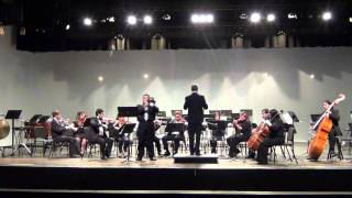 Larsson, Concertino for Trombone and Orchestra Op 45, No 7