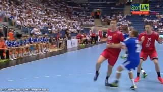 Гандбол. Словакия - Россия 14.06.2017 Евро 2018 Квалификация
