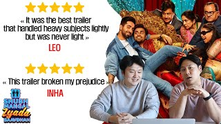 Download Mp3   Korean   Reaction   Shubh Mangal Zyada Saavdhan Trailer   Ayushmann Khurrana,  Gudang lagu
