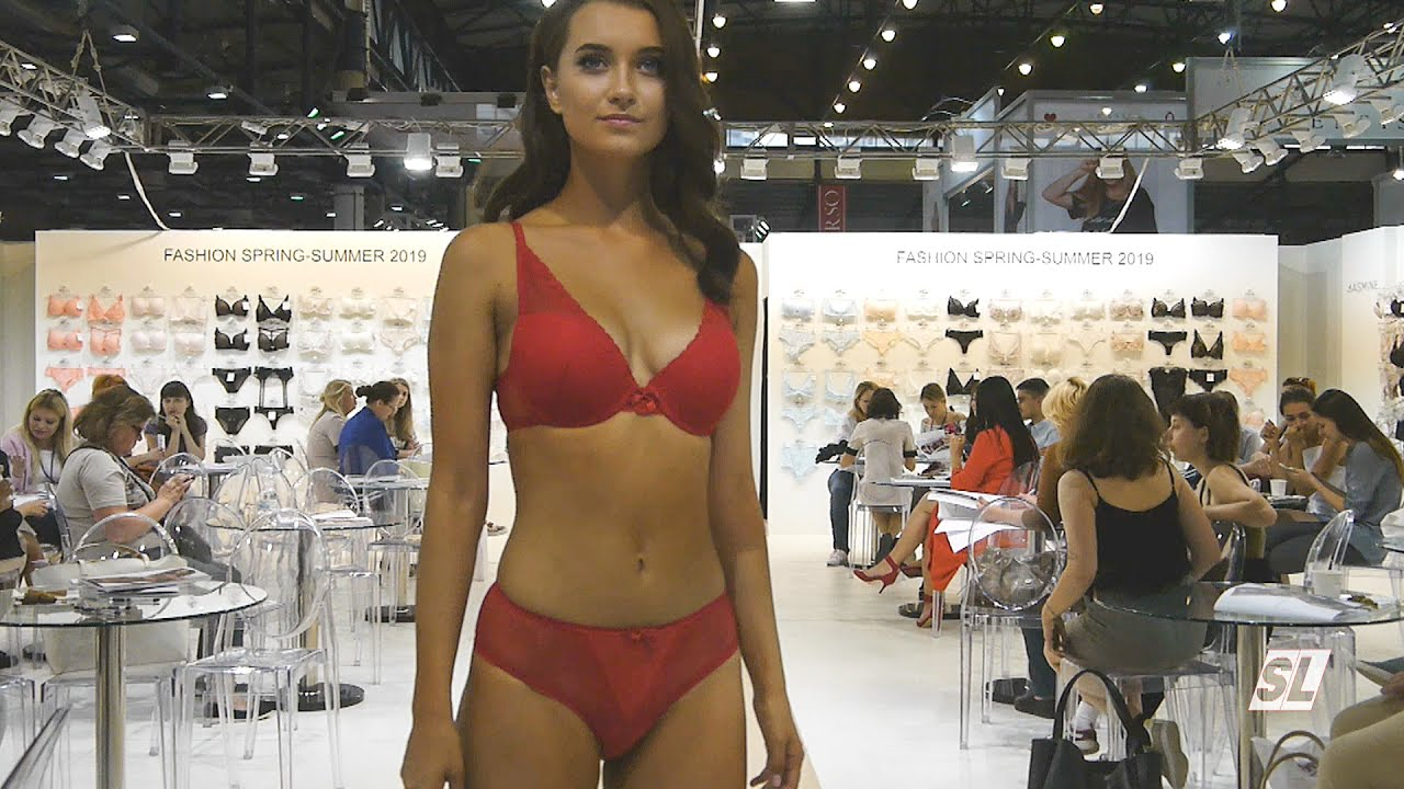 Показ женского нижнего белья fashion tv массажеры тела ручные