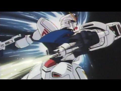 機動戦士ガンダム F91 1991 Promotion Film / Gundam F91 Promo