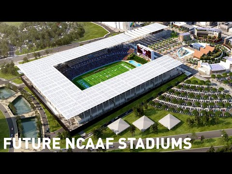 Future College Football Stadiums