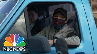 Rural Kansas Town Divided Over Covid Precautions As Cases Surge | NBC News NOW