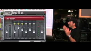 Waves Event with Chris Lord-Alge - Part 3: CLA Vocal Plugin