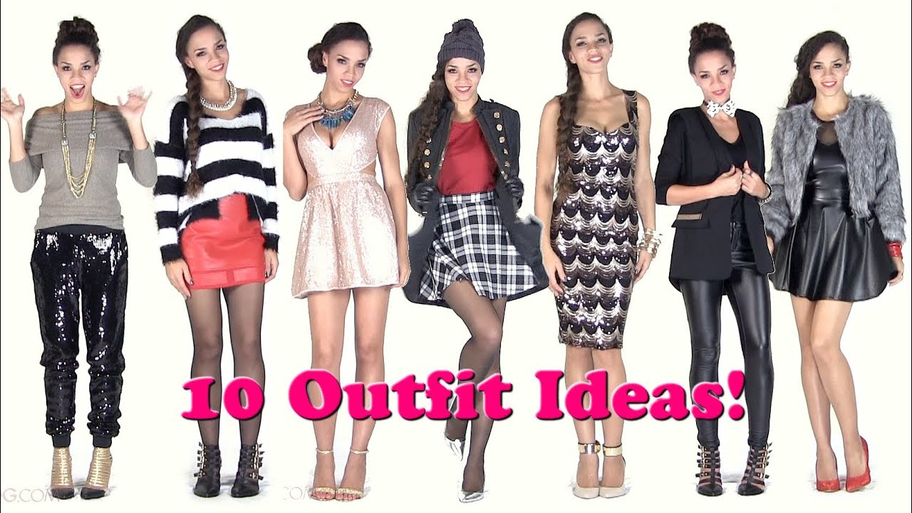 10 Holiday Outfits Outfit Ideas Party New Year S You