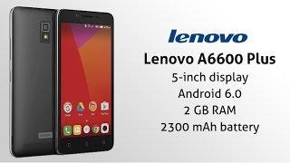 lenovo a6600 plus price in india starts from rs 6 629 1ghz quad core mediatek processor 2gb ram