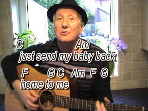 Take Good Care Of My Baby Bobby Vee Cover Easy Chords Guitar