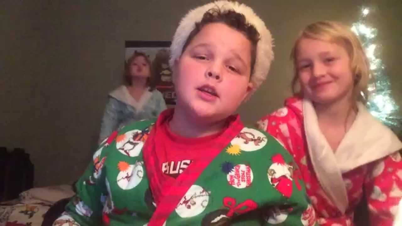 """Lip Sync of """"White Christmas"""" by Michael Bublé and Shania Twain - YouTube"""