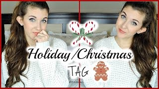 Holiday/Christmas TAG Thumbnail