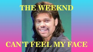 80s Remix: The Weeknd — Can't Feel My Face