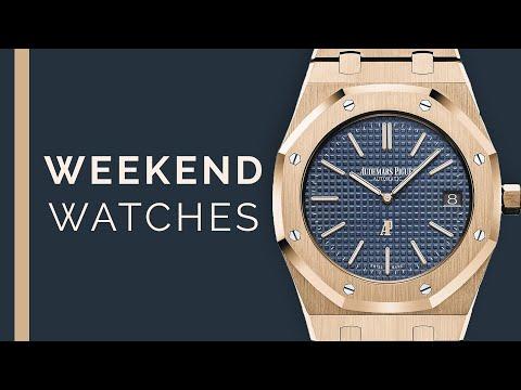 "Rolex GMT Master II Pepsi; Audemars Piguet Royal Oak ""Jumbo""; Patek Philippe & Luxury Watches"
