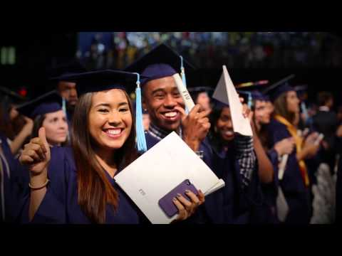 Graduation at FIU