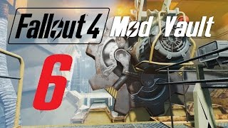 FALLOUT 4: Mod Vault #6: Robot Home Defence