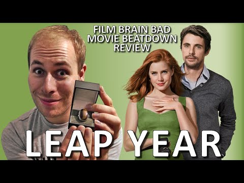 Bad Movie Beatdown: Leap Year (REVIEW)