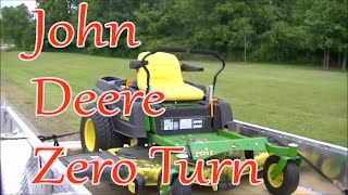 John Deere 525 Zero Turn Mower First Thoughts