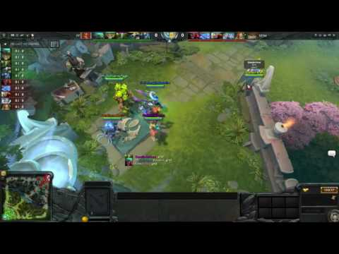 Learn Dota 2 League Flash Point vs Slightly Dank Memes