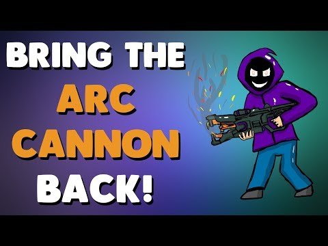 Titanfall 2 - Bring the ARC CANNON Back!