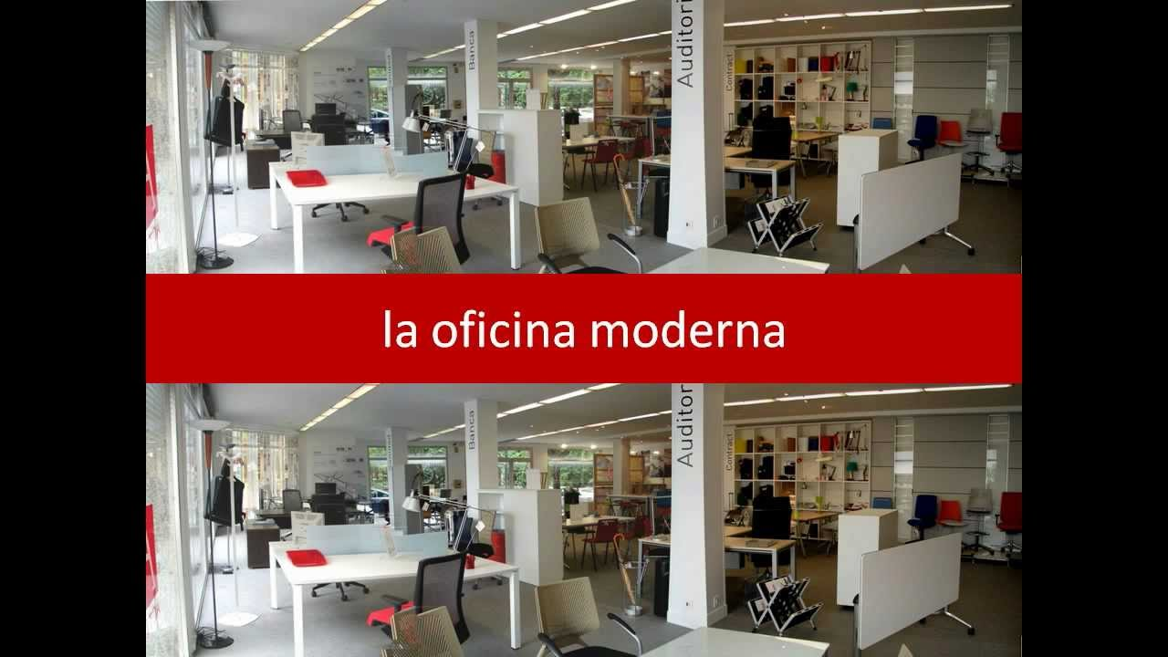 La oficina moderna lom youtube for La oficina moderna