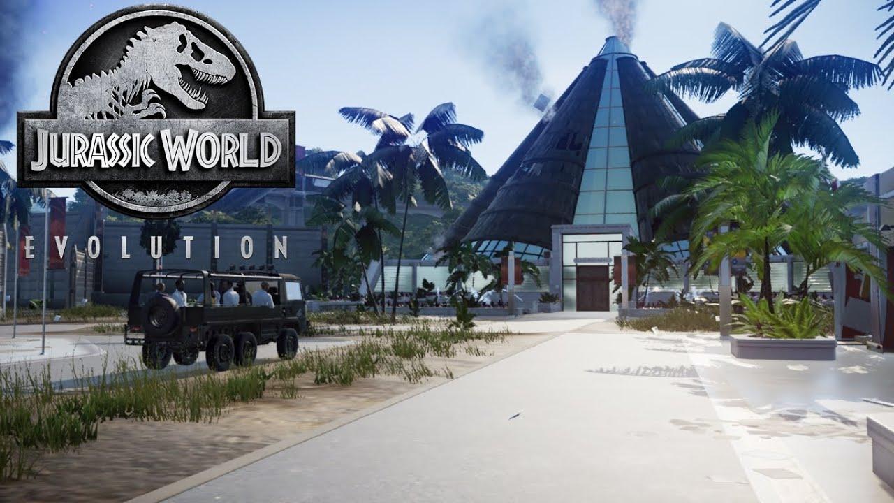 The Park Is Gone || Jurassic World Fallen: Kingdom (JWE) *Modded*