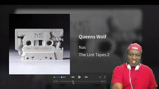 Nas - Queens Wolf (Reaction)