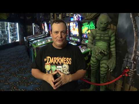 Horror Haunted House VIP Party Room - The Darkness