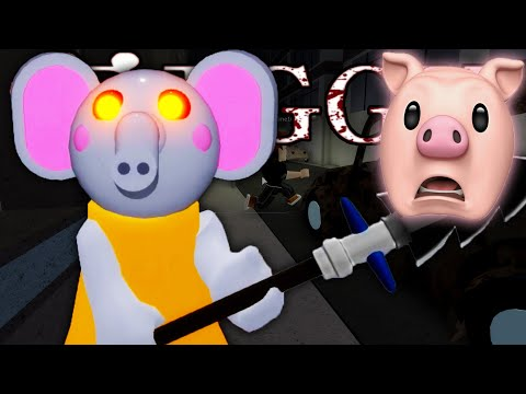 ROBLOX PIGGY CHAPTER 9.. [City]