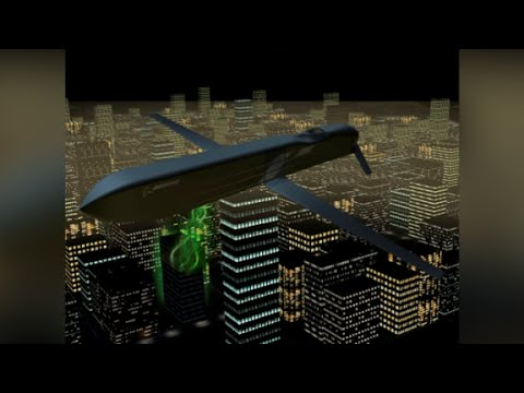 U.S. Air Force Confirms Electromagnetic Pulse Weapon