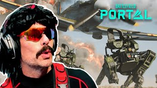 DrDisrespect Reacts to Battlefield Portal Reveal and Battlefield 2042 New Gameplay!