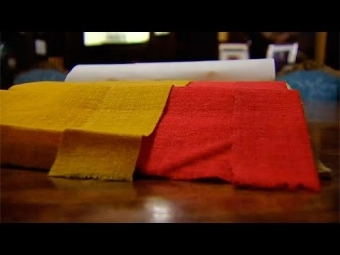 El Origen De La Bandera De España