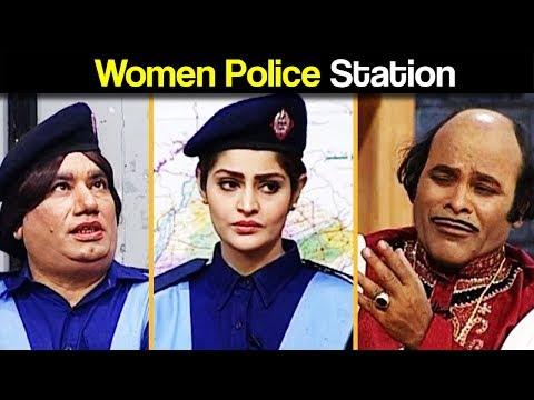 Best Of Khabardar Aftab Iqbal 22 January 2018 - Women Police Station - Express News