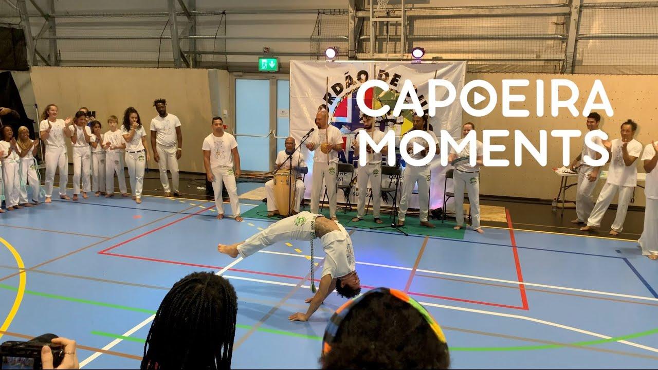 Capoeira Moments. Mandinga em Oslo 2019