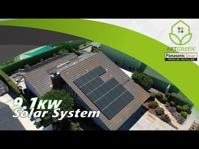 Solar Panel System Installation in Irvine CA *Start Saving Money Now!