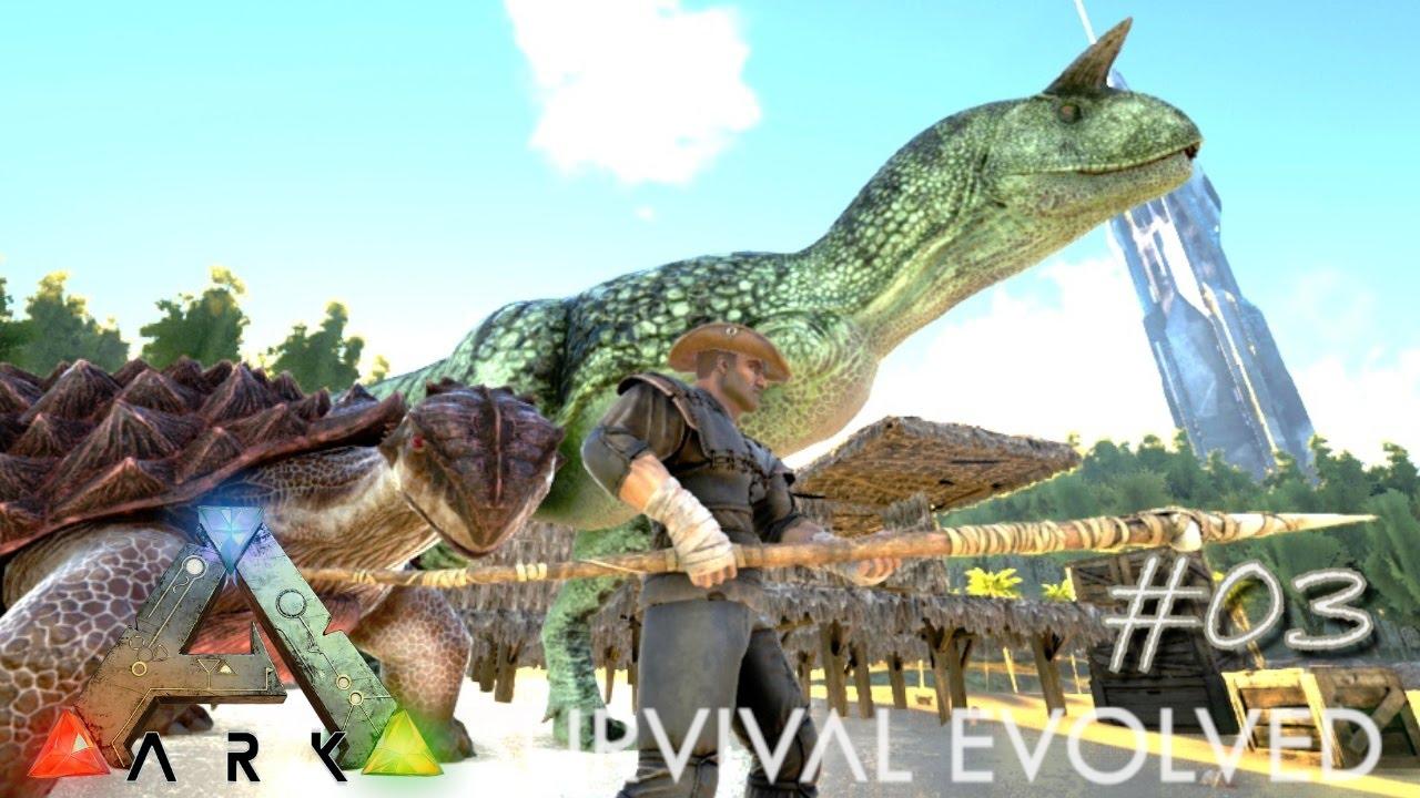 Carnotaurus Taming Calculator | Dododex | Ark: Survival Evolved